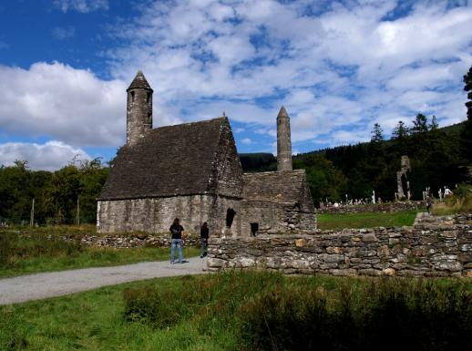 Glendalough wie man es kennt